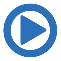 Icona video play
